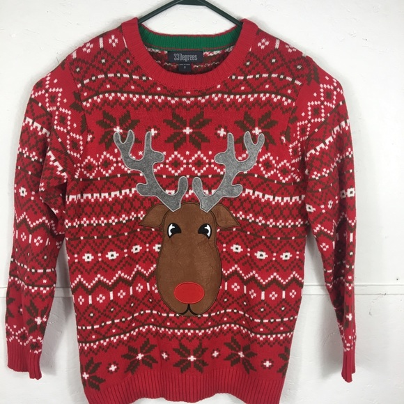 Sweaters 33 Degrees Ugly Christmas Sweater Poshmark